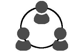 混雑状況、次のお客様の情報をリアルタイムでの共有を図ります。