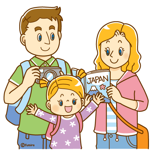 外国人客の対応